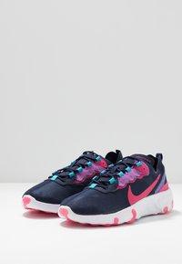 Nike Sportswear - RENEW 55 - Zapatillas - blackened blue/purple /blue fury/watermelon - 3