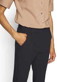 WEEKEND MaxMara - OPACO - Kalhoty - ultramarine - 3