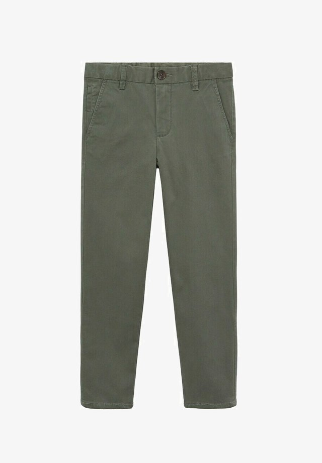 PICCOLO8 - Trousers - kaki