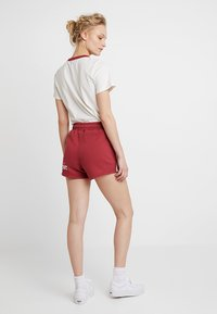 Abercrombie & Fitch - SUMMER - Shorts - red - 2