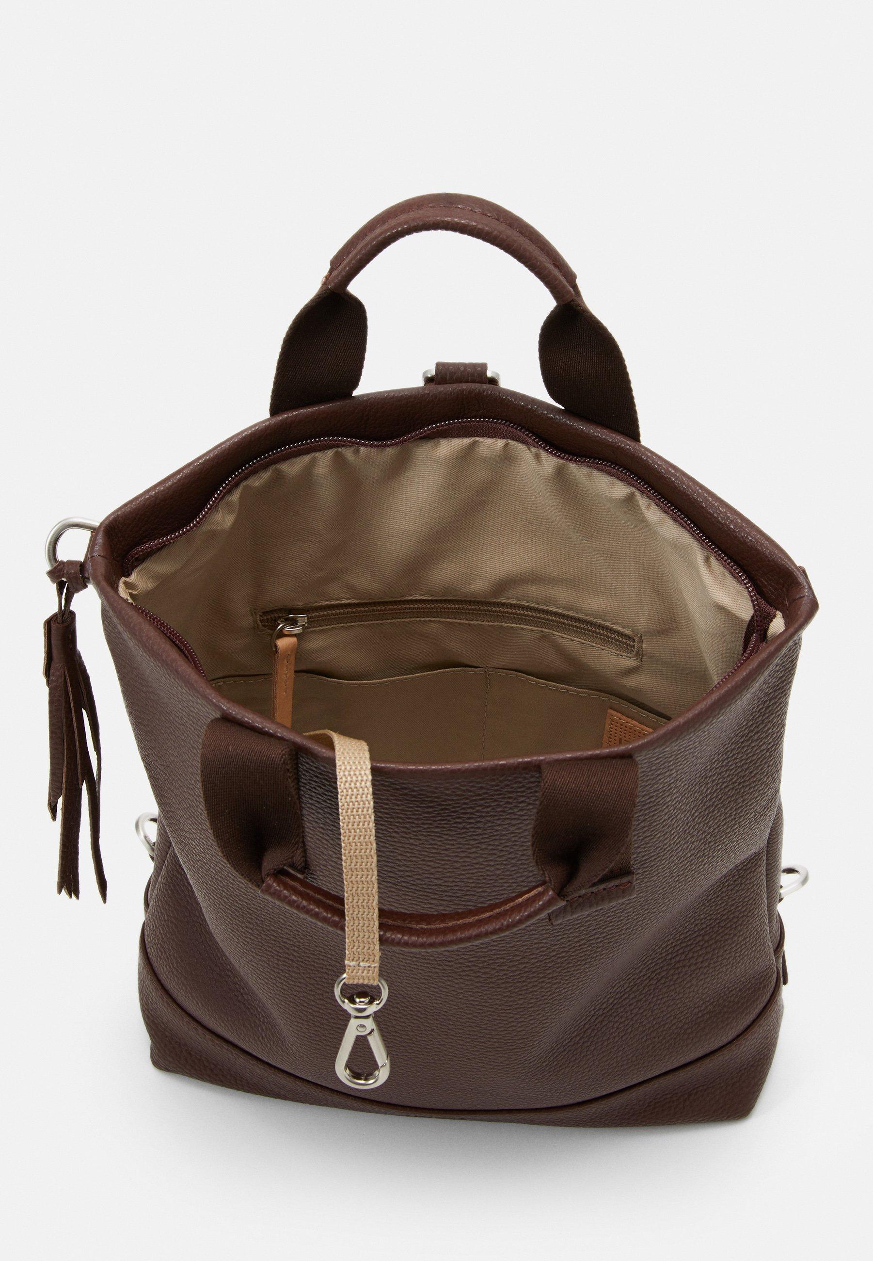 Jost X CHANGE BAG - Skulderveske - brown/brun fvetkzf0lyC6Cka