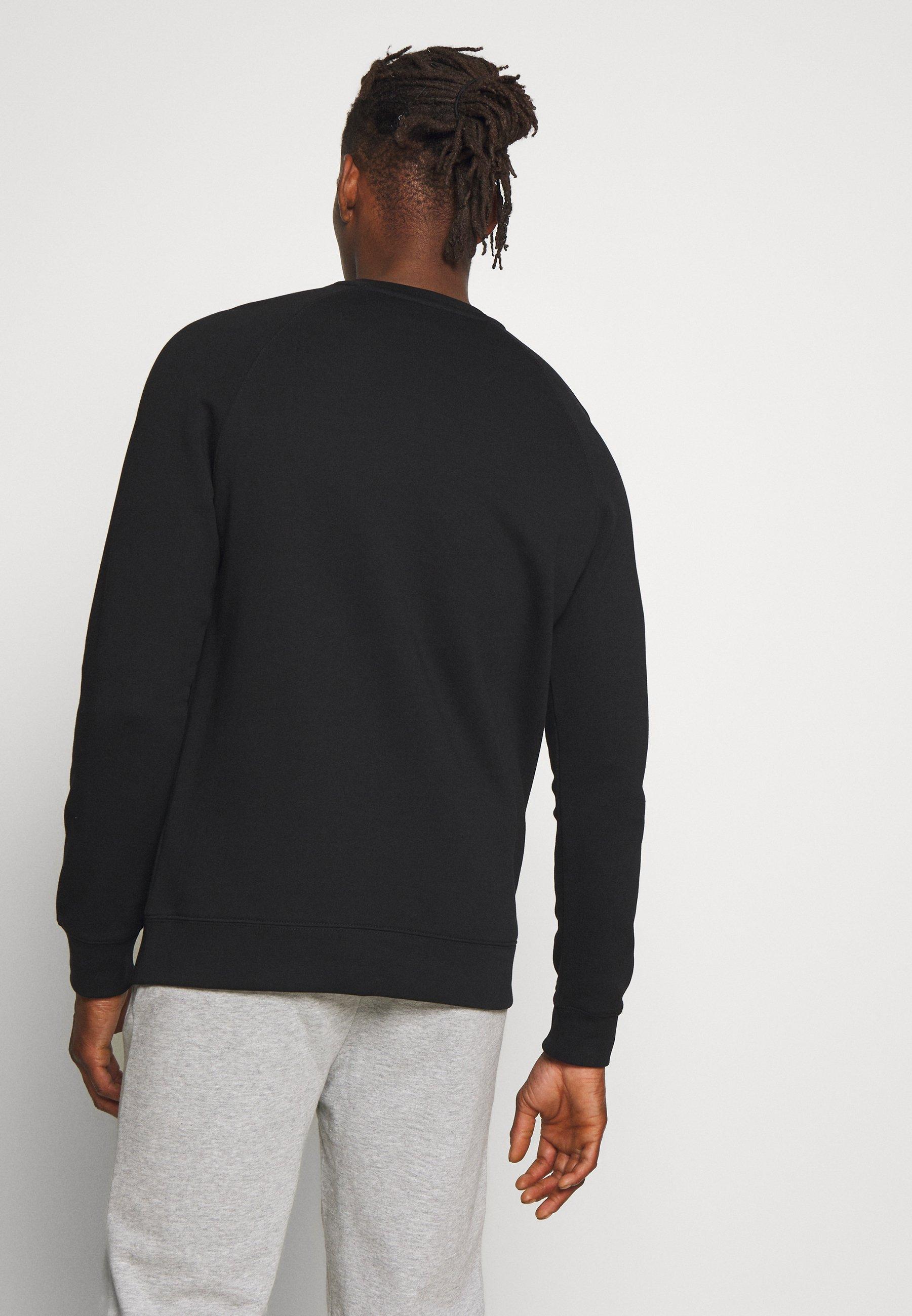 Peak Performance Urban URBAN CREW - Sweatshirt - black