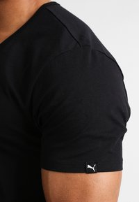 Puma - 2 PACK - Undershirt - black - 5