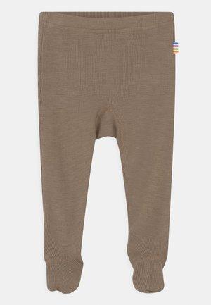 UNISEX - Legíny - light brown