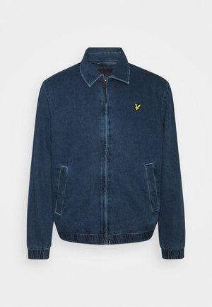 COACH JACKET - Denim jacket - mid wash