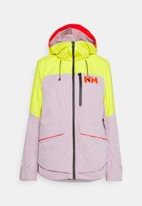 POWCHASER LIFALOFT JACKET - Snowboardová bunda - dusty syrin