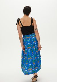 Oliver Bonas - A-line skirt - blue - 1