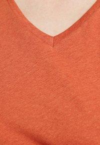Zign - Basic T-shirt - light red - 5