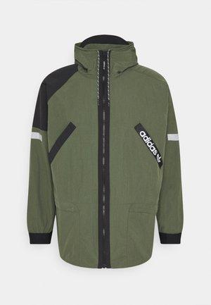 Veste légère - green