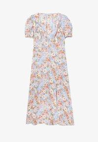 Stradivarius - Jersey dress - multi-coloured - 3