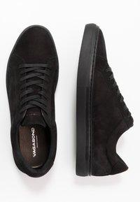 Vagabond - PAUL - Sneakersy niskie - black - 1