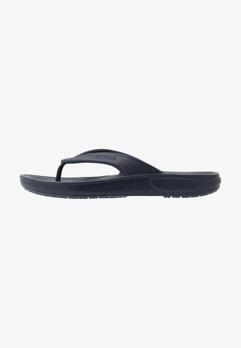 Crocs - CLASSIC FLIP  - Chanclas de dedo - navy