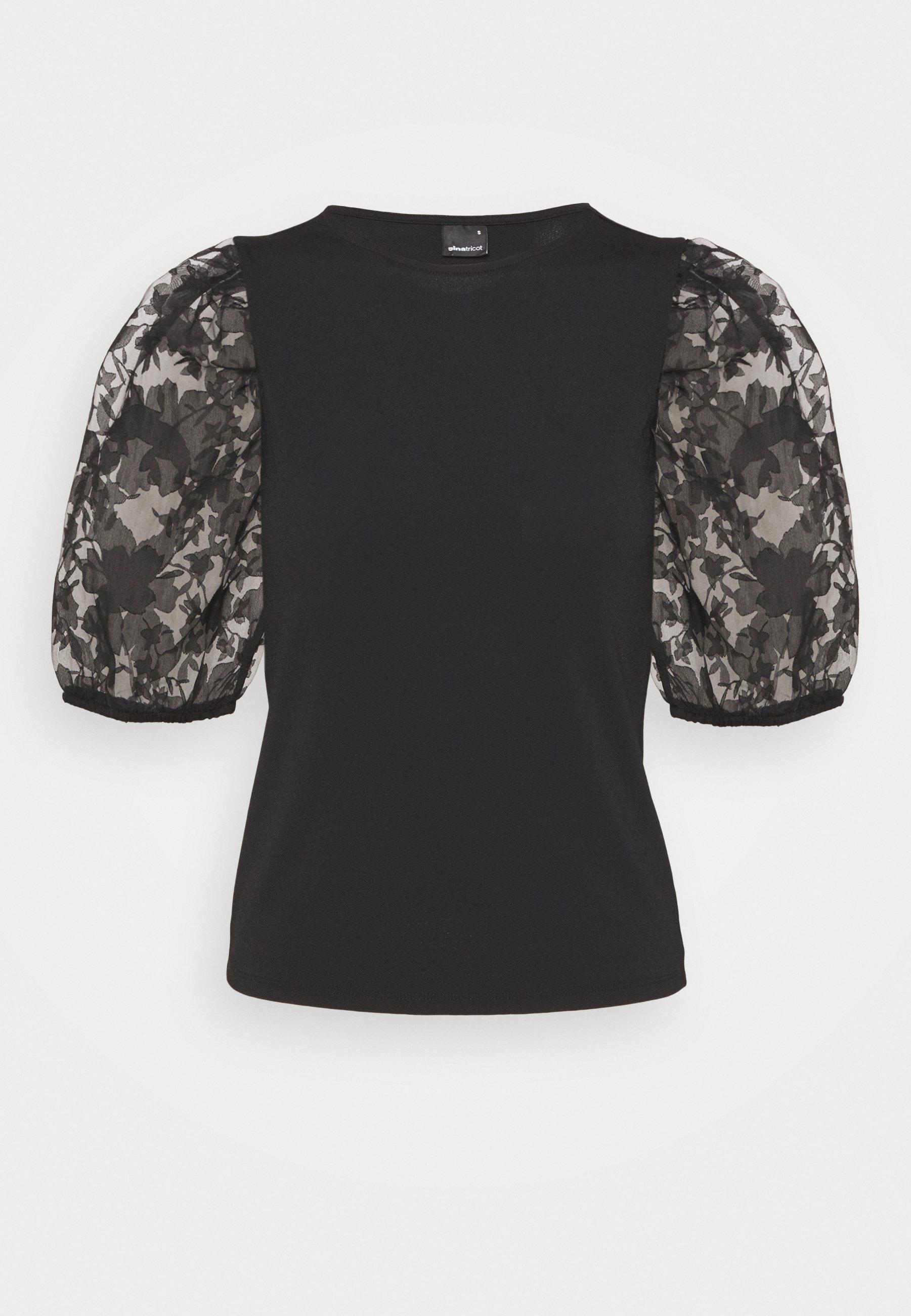 Women POLLY TOP - Print T-shirt