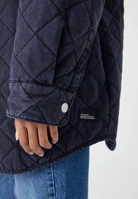 PULL&BEAR - Winter coat - dark grey - 5