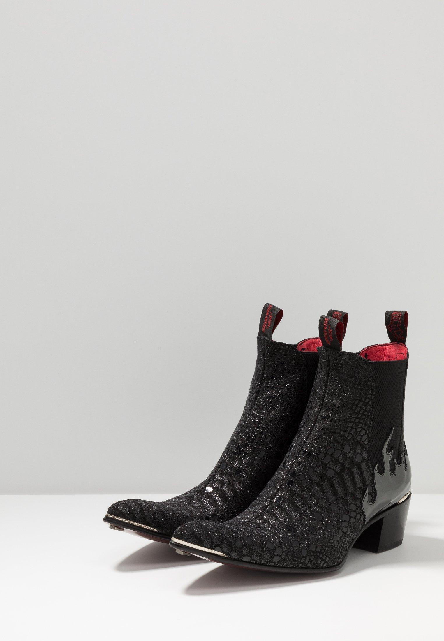 Men SYLVIAN - Cowboy/biker ankle boot