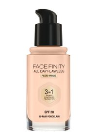 Max Factor - FACEFINITY ALL DAY FLAWLESS FOUNDATION - Foundation - 10 fair porcelain - 1