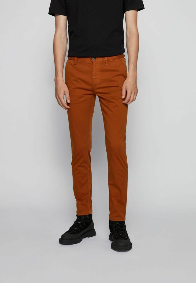 SCHINO-TABER - Chino - brown