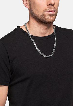 HERREN-HERRENKETTE - Halskette - silber