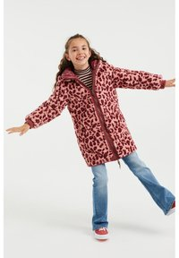 WE Fashion - Winter coat - old rose - 2