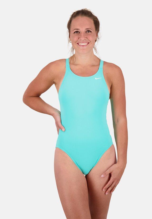 FASTBACK  - Swimsuit - aurora green