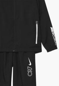 Nike Performance - CR7 SET - Tracksuit - black/white - 3