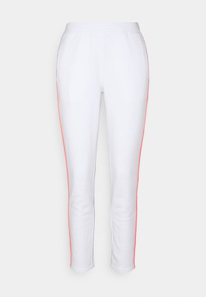 THEA - Tracksuit bottoms - white