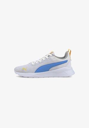 ANZARUN LITE  - Trainers - white-dresden blue-dandelion