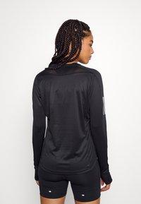 adidas Performance - TEE - Treningsskjorter - black - 2
