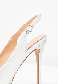 Lulipa London - DALLAS - Høye hæler med åpen front - metallic - 2