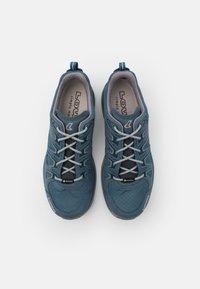 Lowa - INNOX EVO GTX - Hiking shoes - denim/light grey - 3