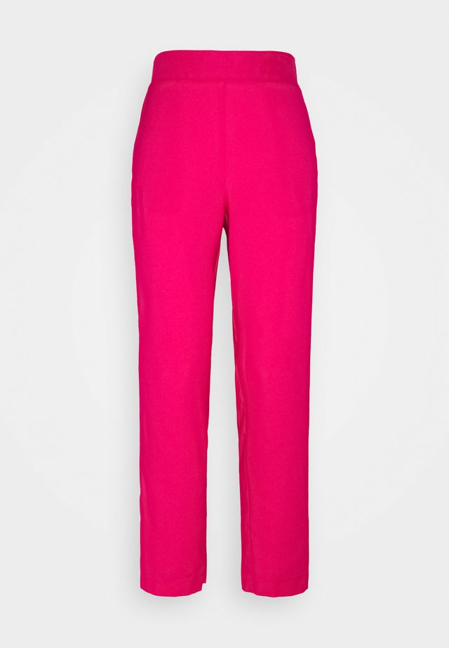 MARCIA PANTS - Trousers - watermelon