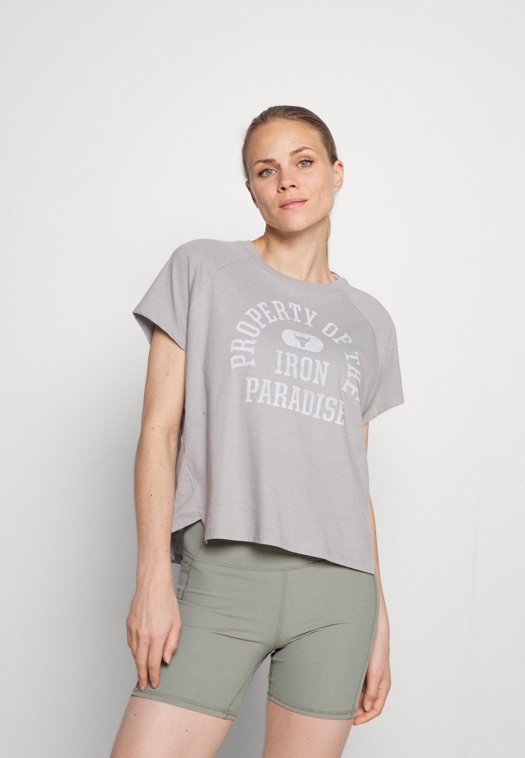 Women ROCK PROPERTY OF - Print T-shirt
