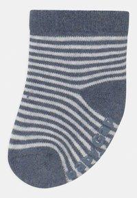 GAP - 3 PACK UNISEX - Socks - blue heather - 1