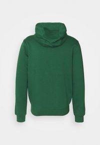 Lacoste - CLASSIC HOODIE - Zip-up sweatshirt - green - 7