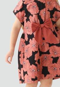 Rora - FRENCH  - Day dress - apricot - 2