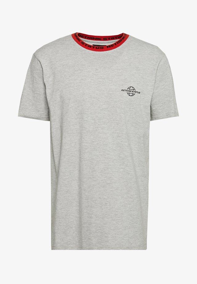UNISEX - Camiseta estampada - grey
