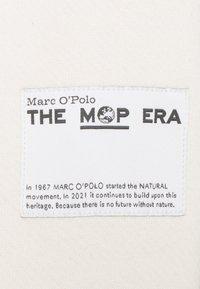 Marc O'Polo - LONG SLEEVE HOODY - Hoodie - raw cream - 5