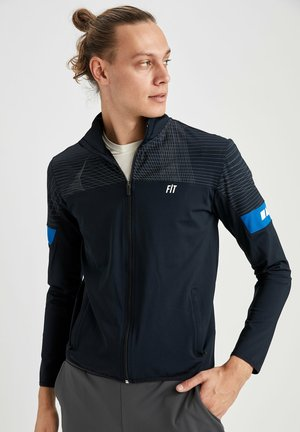 Training jacket - navy