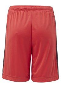 adidas Performance - DEUTSCHLAND DFB TORWART HEIMSHORTS - Sports shorts - glory red - 1