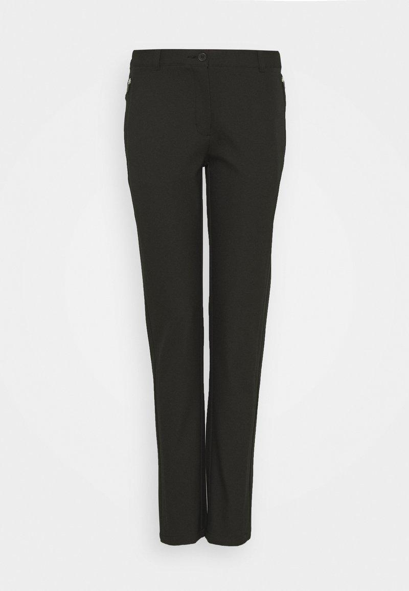 Calvin Klein Golf - RAY TROUSER - Trousers - black