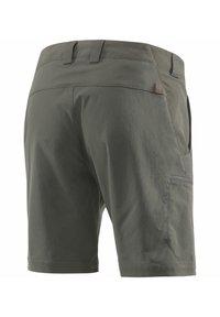 Haglöfs - MID FJELL SHORTS - Sports shorts - beluga - 1