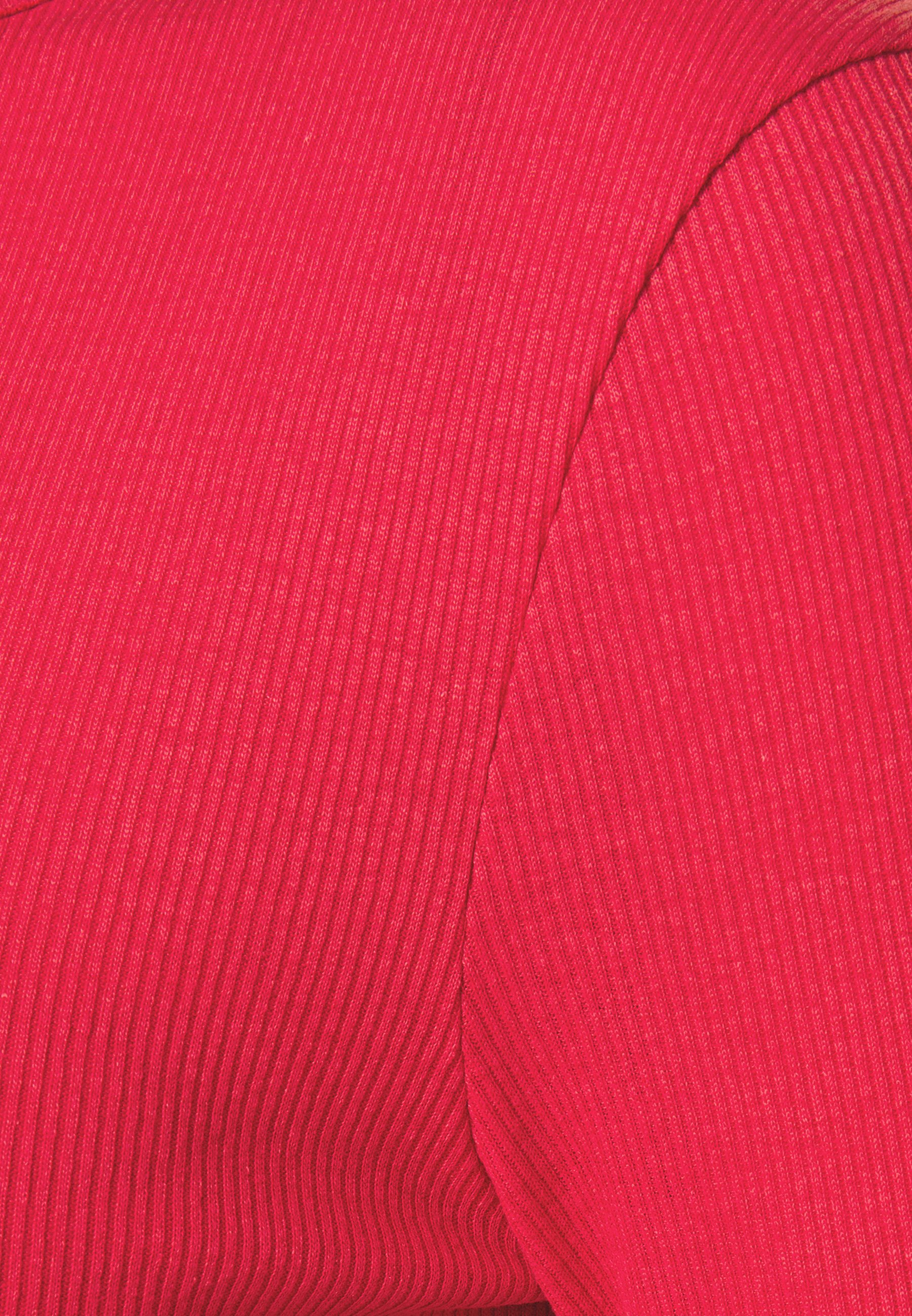 Women CUTOUT TIE BACK - Long sleeved top