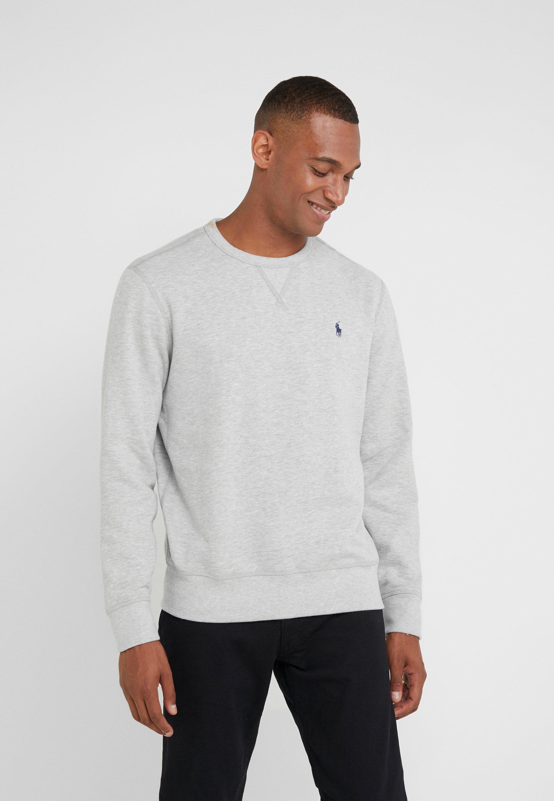 Herren FLEECE CREWNECK SWEATSHIRT - Sweatshirt