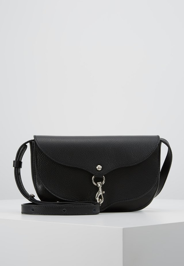 NEW CROSSBODY - Across body bag - black