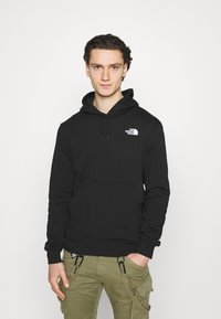 The North Face - MULTI BOX - Sweatshirt - black - 2