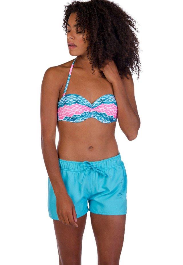 EVIDENCE - Swimming shorts - turquoise