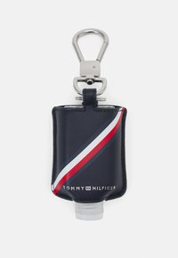 Tommy Hilfiger - GLOBAL STRIPE SANITIZER KEY FOB - Llavero - blue - 0