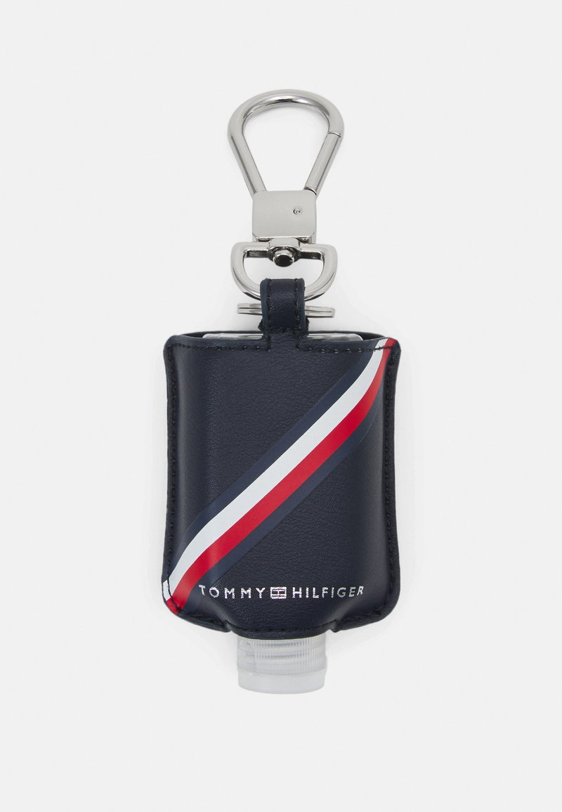 Tommy Hilfiger - GLOBAL STRIPE SANITIZER KEY FOB - Llavero - blue