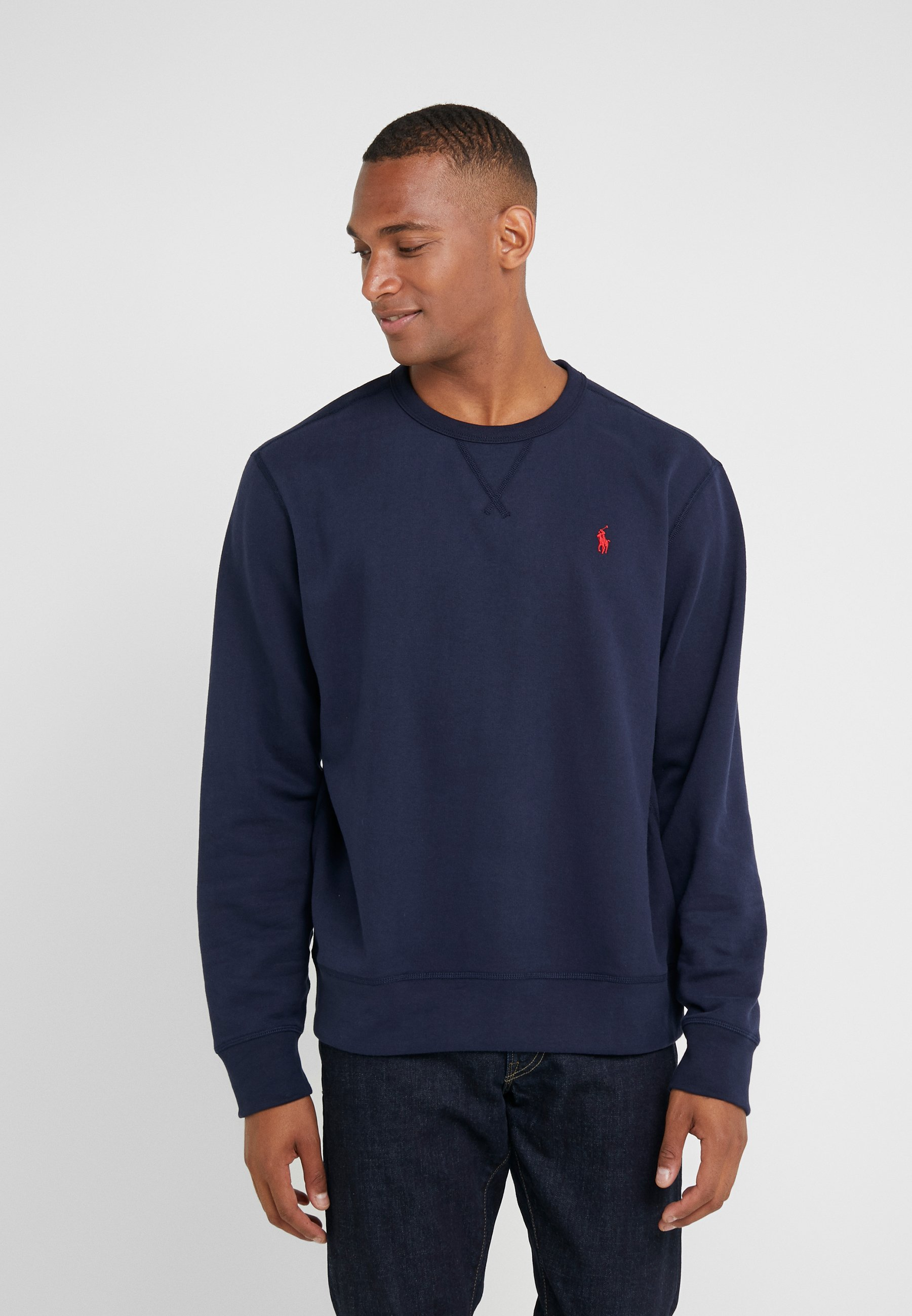 Men FLEECE CREWNECK SWEATSHIRT - Sweatshirt