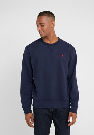 LONG SLEEVE - Sudadera - cruise navy